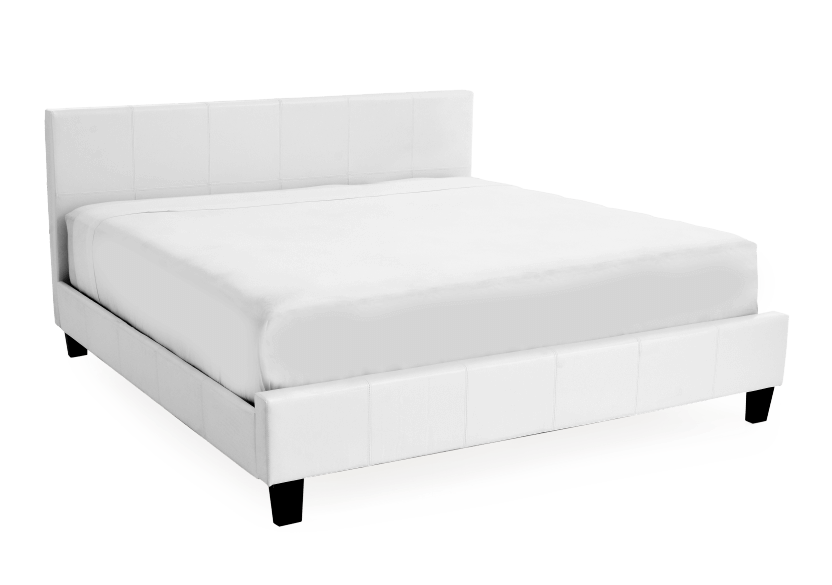 Bed - White - King Size product photo other01 L