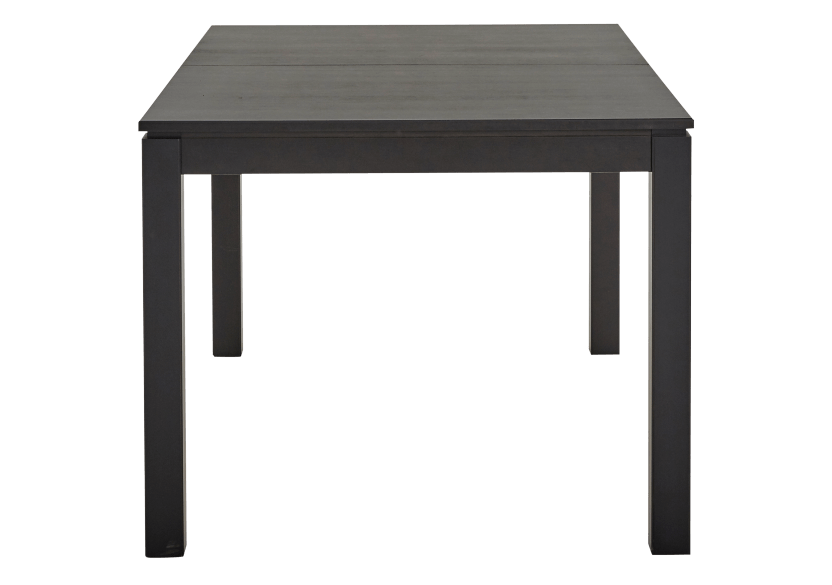 Birch Rectangular Table with Leaf - Grey product photo other03 L