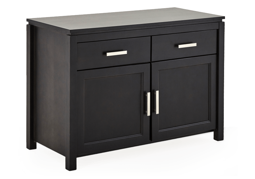 Birch Buffet - Black product photo other01 L