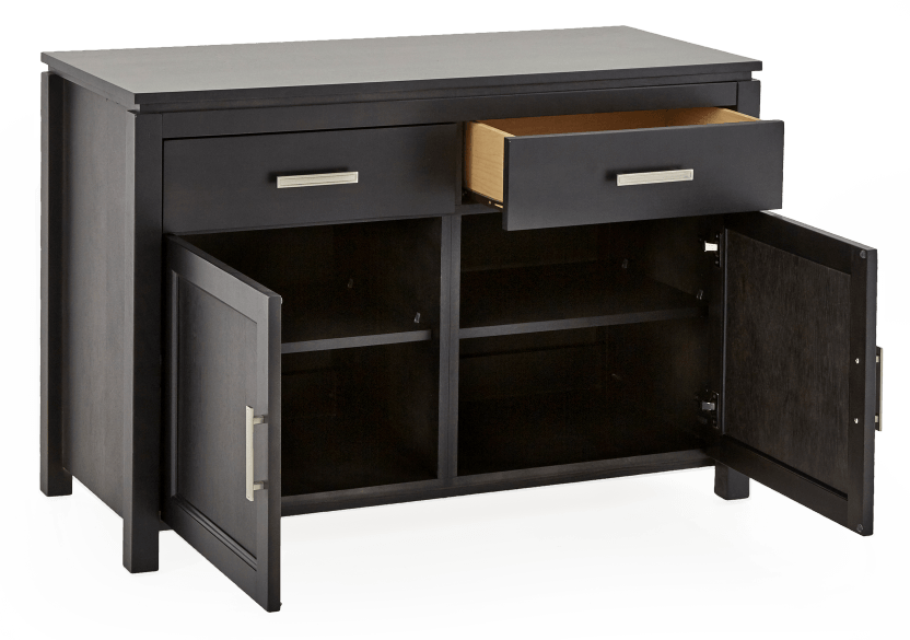Birch Buffet - Black product photo other06 L