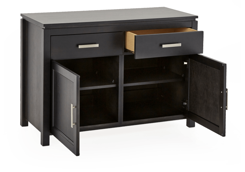 Birch Buffet - Black product photo other02 L