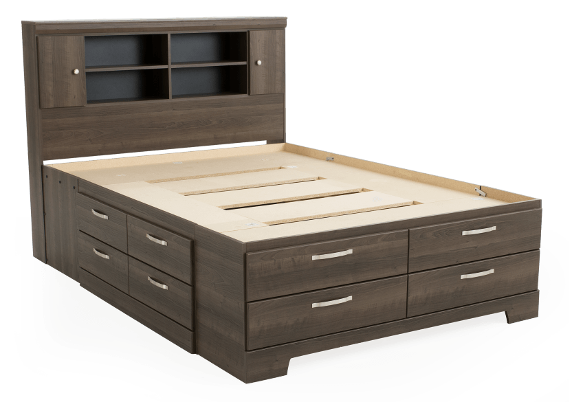 Bedroom Set - Grey - Queen Size product photo other02 L