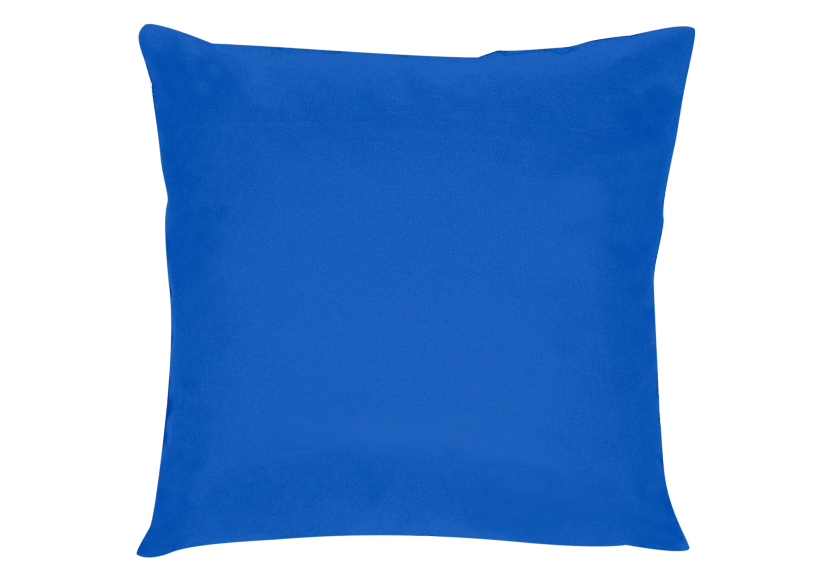 "17x17"" Decorative Pillow - Blue product photo Front View L"