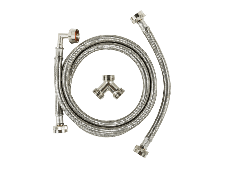Inoxia Dryer Hoses Set - INXTSK144 product photo Front View L