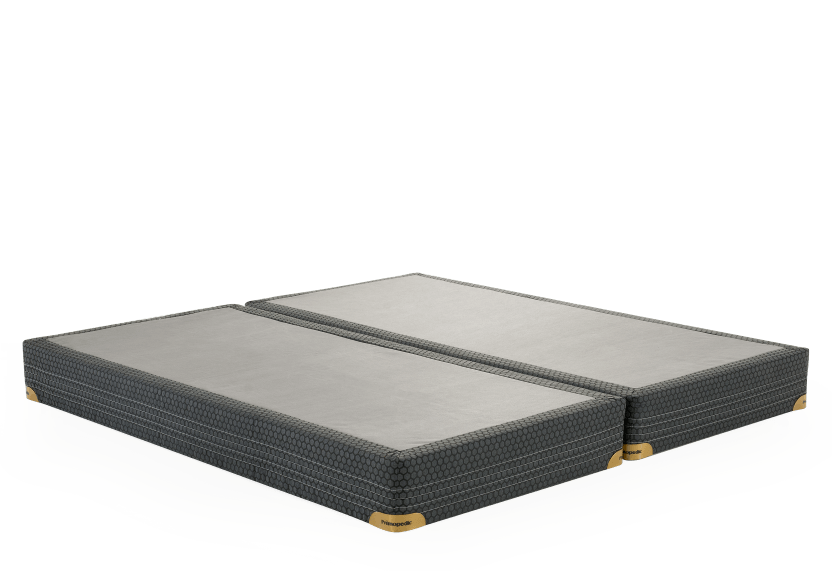 "King 3"" Box Spring - Primo Matelas product photo Front View L"