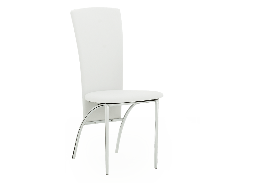 Chair - White product photo Front View L