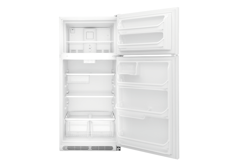 Frigidaire 18cu.ft. Top Freezer Refrigerator - FFTR1821TW product photo other01 L