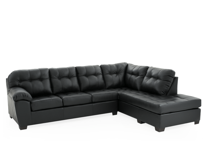 Sectional Sofa - Black product photo other01 L