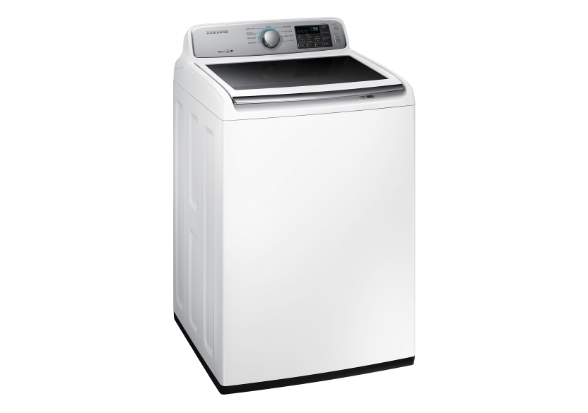 Samsung 5.2cu.ft. HE Top Load Washer - WA45N7150AWA4 product photo other01 L