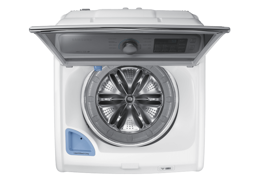 Samsung 5.2cu.ft. HE Top Load Washer - WA45N7150AWA4 product photo other03 L
