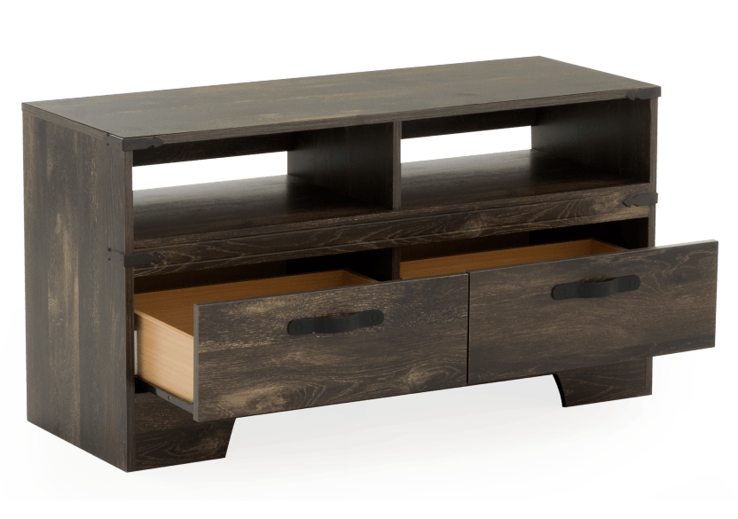 "TV Stand for TV Under 32"" - Brown product photo other02 L"