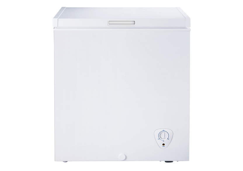 Hisense 5.0cu.ft. Chest Freezer - FC50D6AWE product photo Front View L