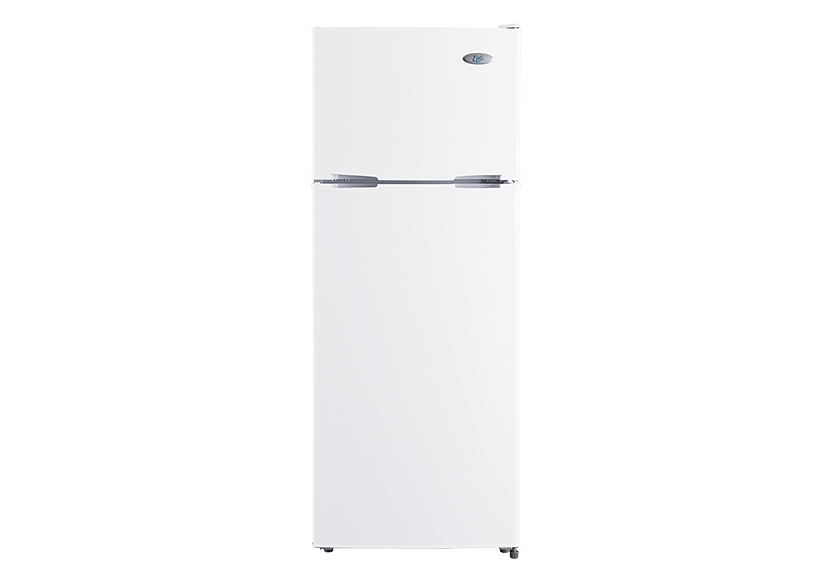 Epic 10cu.ft Top Freezer Refrigerator - ER99W product photo Front View L