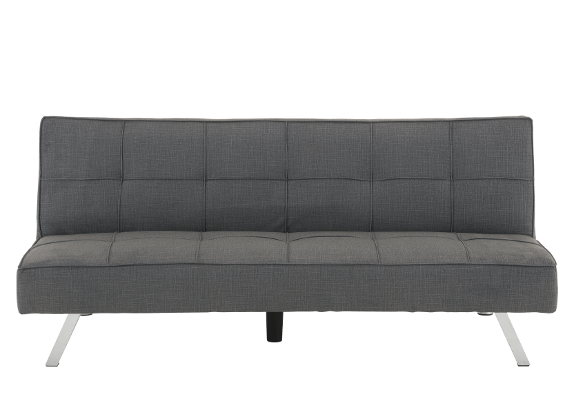 Linen Sofa-Bed - Grey product photo