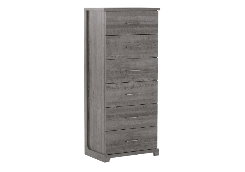 Chiffonier - Grey product photo Front View L