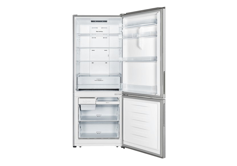 Hisense 14.8cu.ft Bottom Freezer Refrigerator - RB15N6ASE product photo other01 L