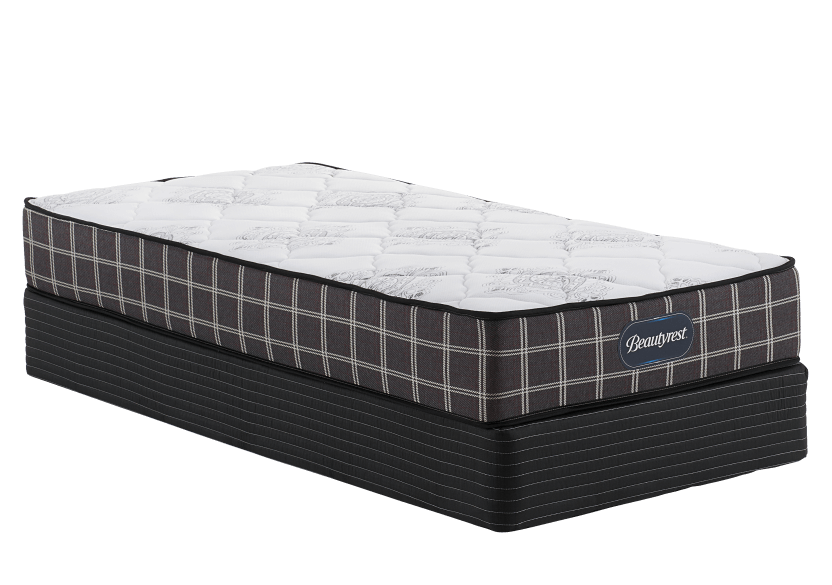 "Twin Size 5.5"" Mattress and Box Spring Set - Gilmour TT Simmons product photo Front View L"