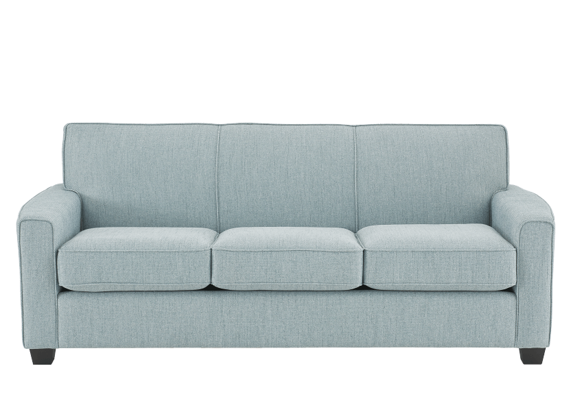 Fabric Sofa - Blue product photo Front View L