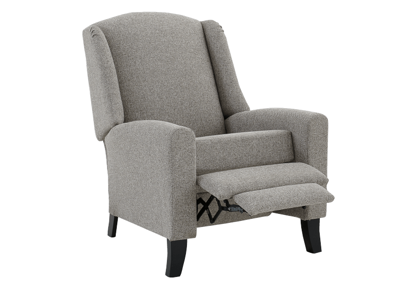 Fabric Recliner - Grey product photo other01 L