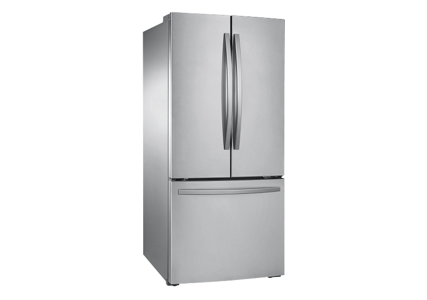 Samsung 21.8ft³ French Door Refrigerator - RF220NFTASRAA product photo other02 L