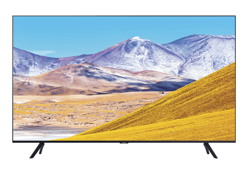 "Samsung 65"" LED 4K UHD Smart Television - UN65TU8000FXZC product photo Front View L"