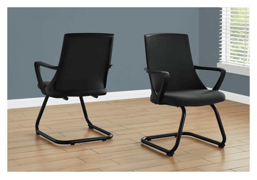 Computer Chair - Black product photo other01 L