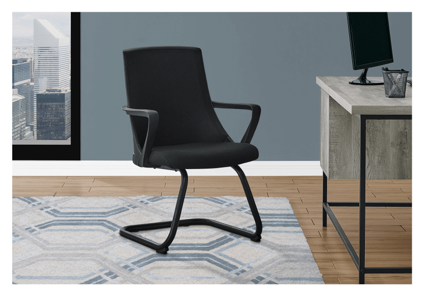 Computer Chair - Black product photo other04 L