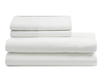 Sheet Set - White - Queen Size product photo