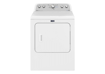 Maytag 7cu.ft HE Dryer - YMEDX6STBW product photo