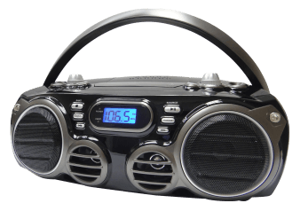 Sylvania Bluetooth® Portable CD Player Radio - SRCD682BT product photo