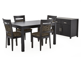 Solid Wood Dining Set product photo