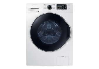 Samsung 2.6cu.ft. Front Load Washer - WW22K6800AWA2 product photo