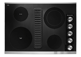 "KitchenAid Radiant Cooktop 30"" - KCED600GSS product photo"