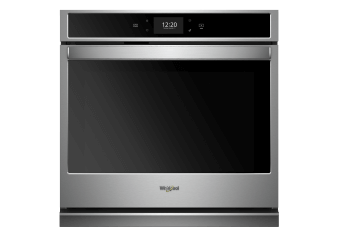 "Whirlpool Self Cleaning Built-In Oven 27"" - WOS72EC7HS product photo"