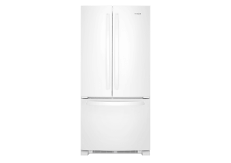 Whirlpool 22.1cu.ft French Door Refrigerator - WRF532SNHW product photo