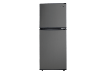Danby 4.7cu.ft Top Freezer Refrigerator - DCR047A1BBSL product photo