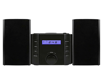 Sylvania Bluetooth® Stereo - SRCD804BT product photo
