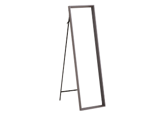 Standing Mirror - Grey product photo