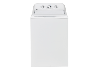 GE 4.4cu.ft Top Load Washer - GTW330BMMWW product photo