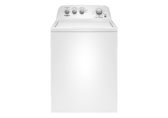 Whirlpool 4.4cu.ft Top Load Washer - WTW4855HW product photo