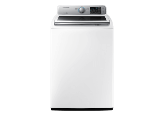 Samsung 5.2cu.ft. HE Top Load Washer - WA45N7150AWA4 product photo