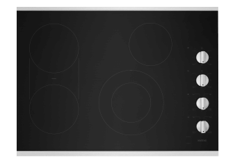 "Maytag Radiant Cooktop 30"" - MEC8830HS product photo"
