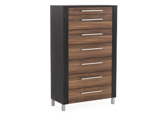 Chiffonier - Black and Brown product photo