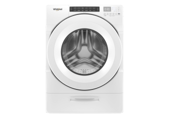 Whirlpool 5.2cu.ft Compact Front Load Washer - WFW5620HW product photo