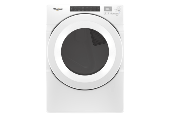Whirlpool 7.4cu.ft Dryer - YWED5620HW product photo