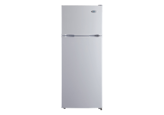Epic 7.5cu.ft Top Freezer Refrigerator - ER82W product photo