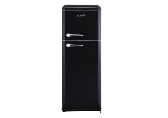 Epic 7.5cu.ft Top Freezer Refrigerator - ERR82BL-1 product photo