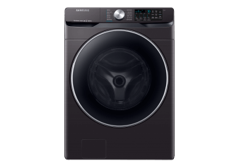 Samsung 5.2cu.ft Front Load Washer - WF45R6300AVUS product photo