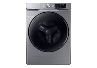 Samsung 5.2 cu.ft Front Load Washer - WF45R6100APUS product photo