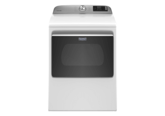 Maytag 7.4cu.ft Dryer - YMED6230HW product photo
